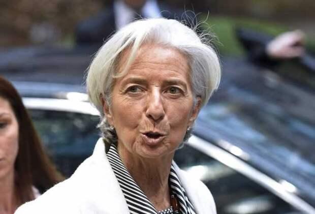МВФ наложил на Украину штрафы за недополученные кредиты