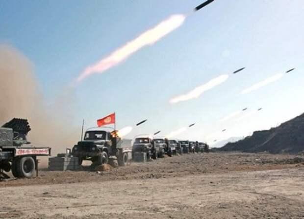 СМИ расписали ход возможной войны между США и КНДР