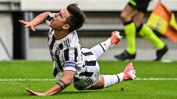 «Ювентус» подтвердил, что Дибала иМората пропустят матчи с «Челси» и «Торино»