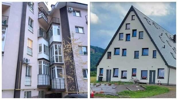 12 фото, когда люди сначала строили, а потом уже думали