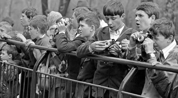 Фотокружок в зоопарке. 70-е история, события, фото