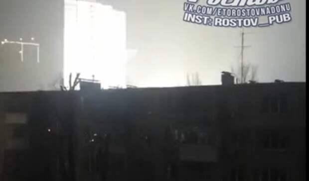Ростовчане заметили необъяснимое явление наМалиновского