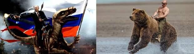 Чтобы победить Путина, нужен другой Путин