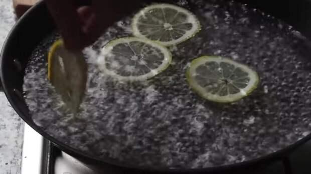 Хрустальный лимон — рецепт лимонных цукатов без горечи