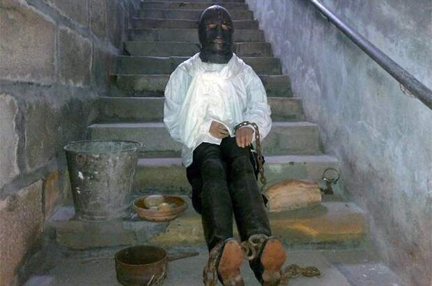 Человек в железной маске.