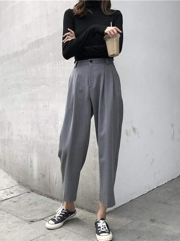 Какие брюки выбрать на весну 2021, чтобы быть в тренде