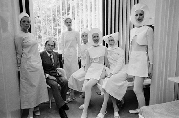 Девушки из безумных 60 -х.