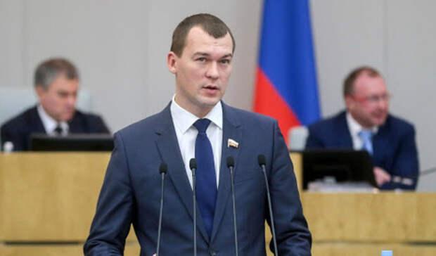 Михаил Дегтярев: старт летней навигации вХабаровске назначен на1мая