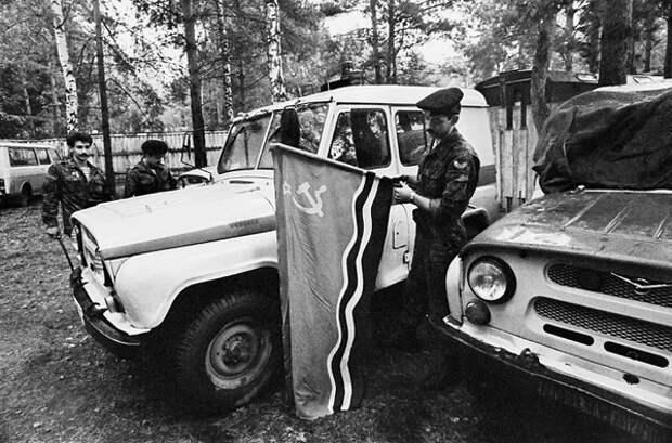 Рижские ОМОНовцы: последние герои СССР