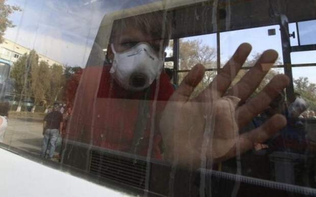 В Крыму могут выпасть кислотные осадки