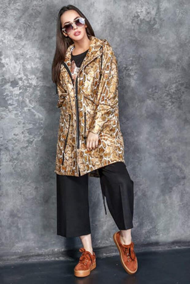 Фасоны женских осенних курток.