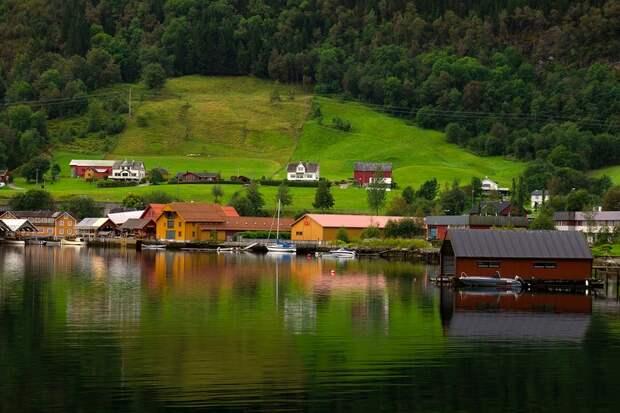 fjords22 Самые красивые фьорды Норвегии
