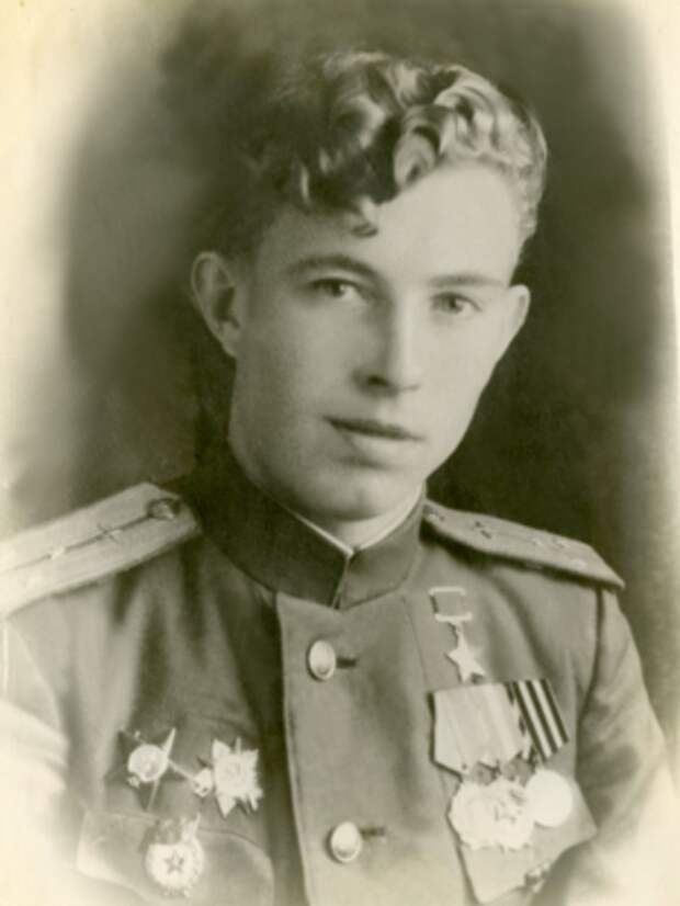 5 октября исполняется 97 лет Герою Советского Союза Юрию Ивановичу Пыркову