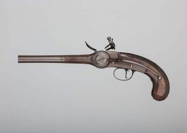 Скорострельное оружие Микаэля Лоренцони