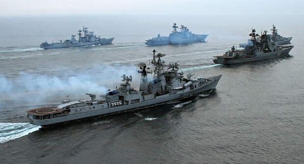 Pentapostagma: радиомолчание ВМФ РФ в Средиземноморье пугает турок и англичан