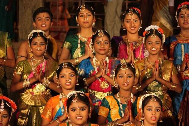 Каким был секс в Древней Индии