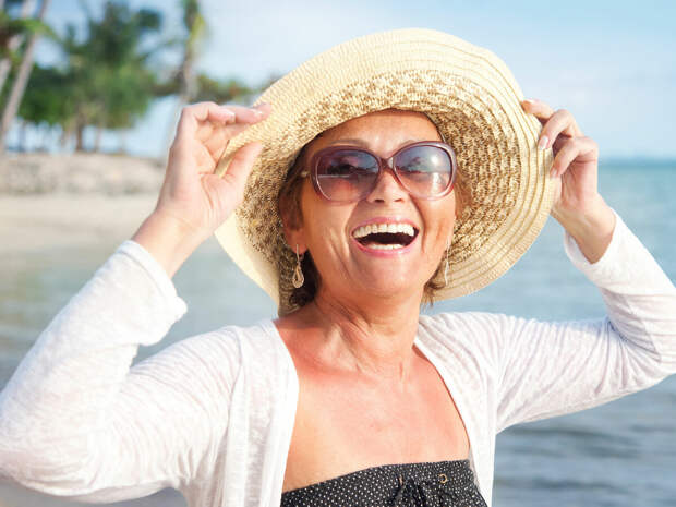 «Мне 58, и я живу так весело, как никогда не жила»