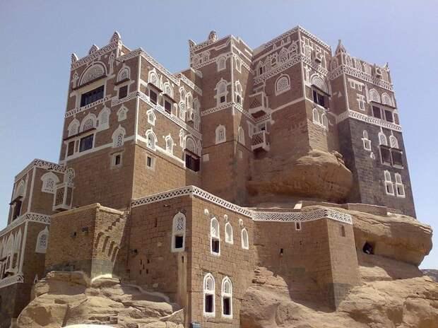 Дворец Имама-Яхья вЙемене
