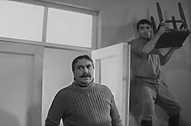 Актёры Победы. Павел Луспекаев