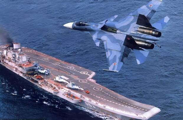 Мощь и трагедия Родины: как авианосный флот СССР маскировали не только от врагов, но и от руководства СССР (ФОТО)