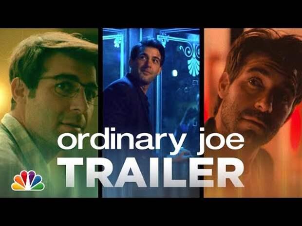 Ordinary Joe Trailer: James Wolk Drama Explores the Roads Not Taken