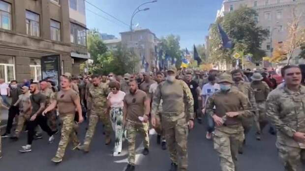 В Киеве предприняли попытку устрашения президента