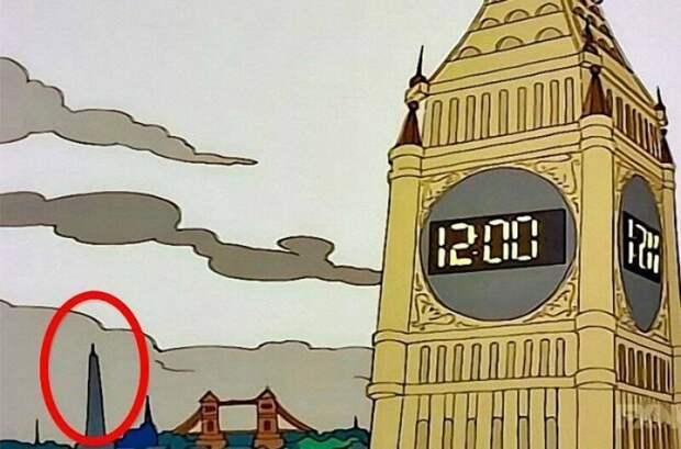 22 случая, когда мультфильмы предсказали будущее