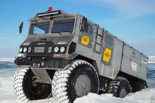 Бурлак: покоритель Арктики