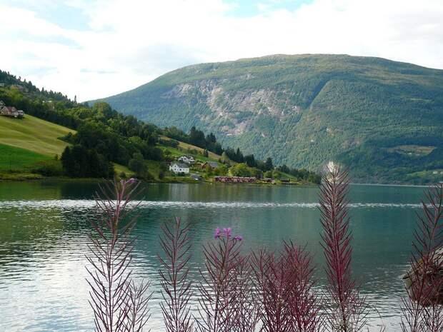 fjords43 Самые красивые фьорды Норвегии