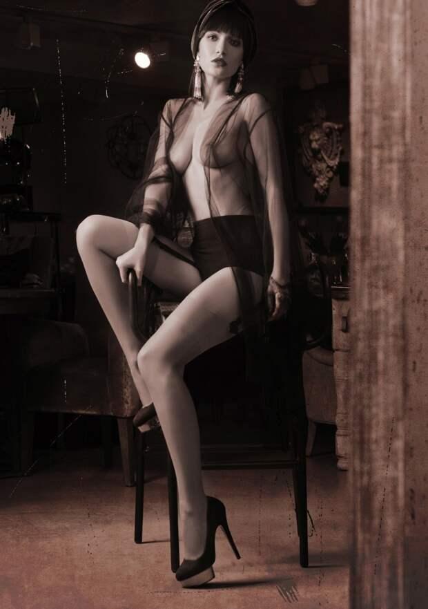 Актриса Евгения Брик во всей своей красе.