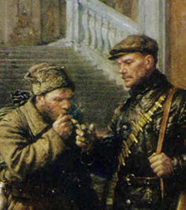 К 100-летию Великой Октябрьской социалистической революции