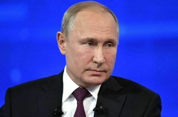 Путин назвал главные результаты своей работы на посту президента