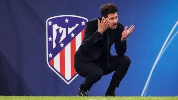 «Атлетико» официально объявил о решении выйти из Суперлиги