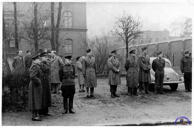 Банды Берлина. 1948-1950 г.