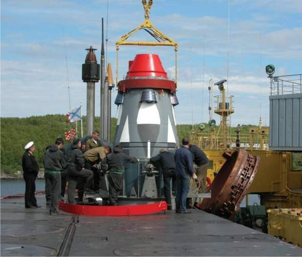 Ближняя перспектива флота: баллистическая ракета Р-29РМУ2.1 «Лайнер»