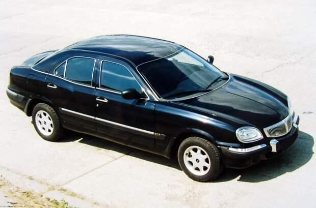 История Волги ГАЗ-3111