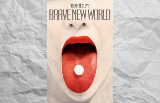 Книга «О дивный новый мир»./фото: portservices.com