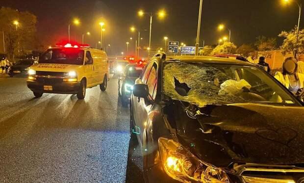 Кровавый вечер: пешехода задавили в Петах-Тикве, мотоциклист погиб в Азуре