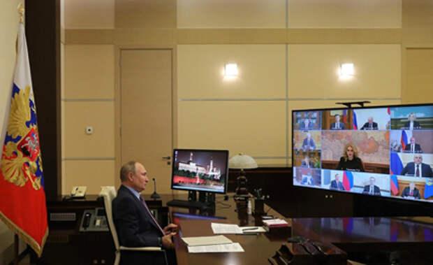 Путин: правила для бизнеса в РФ должны быть понятны и прозрачны для инвесторов
