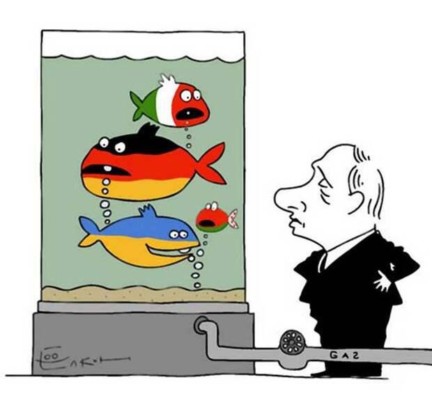 Грандиозный сланцевый европейский блеф