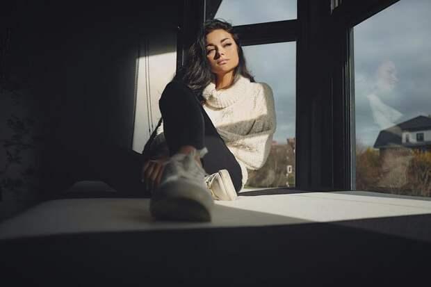 Самые красивые современные актрисы: Кристина Очоа