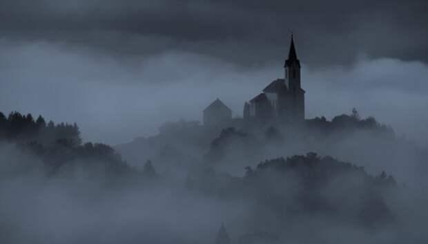 100 изумительных фотографий тумана (часть 1)