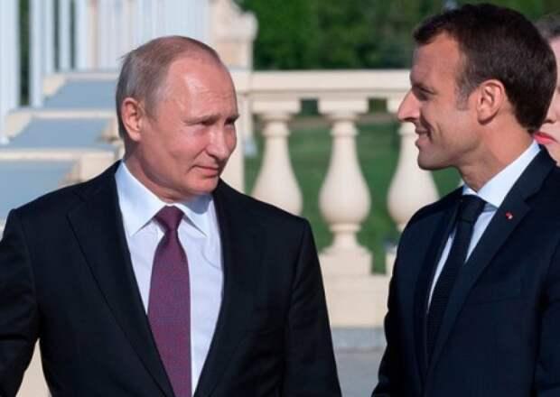 Танго вдвоём: Вернёт ли Макрон Путина в Европу?