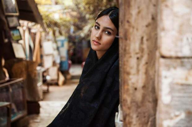 «Атлас красоты» - фотопроект с портретами женщин из 37 стран мира