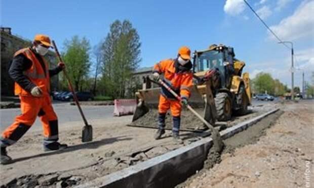 Стали известны улицы, которые капитально отремонтируют в Череповце в этом году