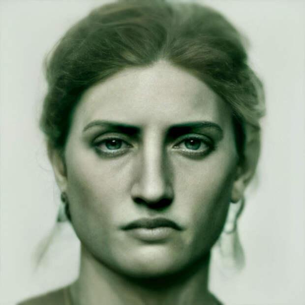 Портреты исторических личностей, созданные нейросетью