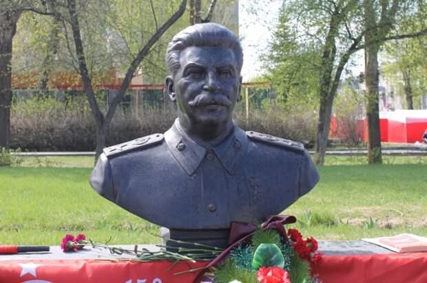 Большинство новосибирцев подержало установку памятника Сталину в центре города