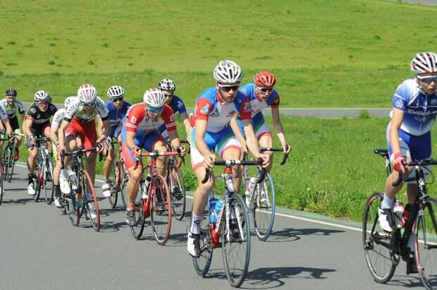 На время соревнований по велоспорту в Удмуртии ограничат участок дороги в Завьяловском районе