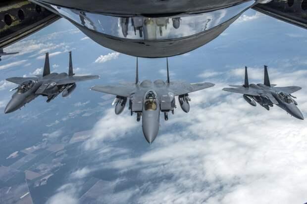 Генералы бьют панику: в ВВС США острая нехватка эскадрилий