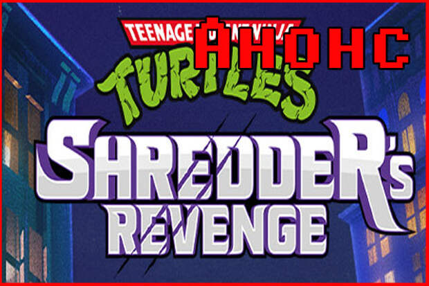 Анонс Teenage Mutant Ninja Turtles: Shredder's Revenge